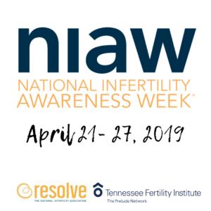 #InfertilityUncovered: Raising awareness during National Infertility Awareness Week