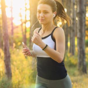 Running and Fertility