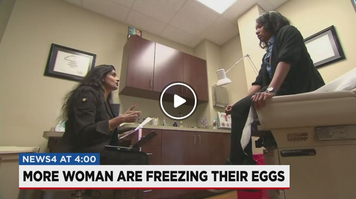 Fertility Doctors See Uptick in Women Freezing Their Eggs